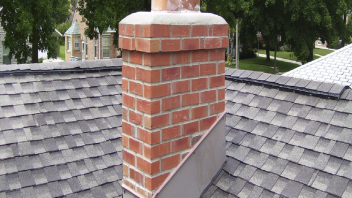 Chimney Repairs - Repointing
