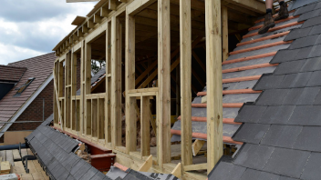 Dormer Roof Windows